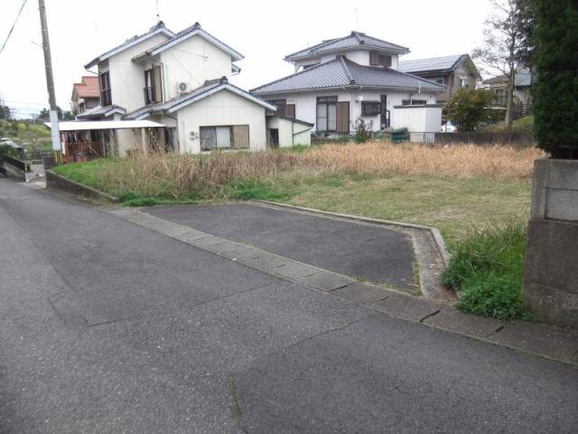 徳泉川内町売土地の外観写真