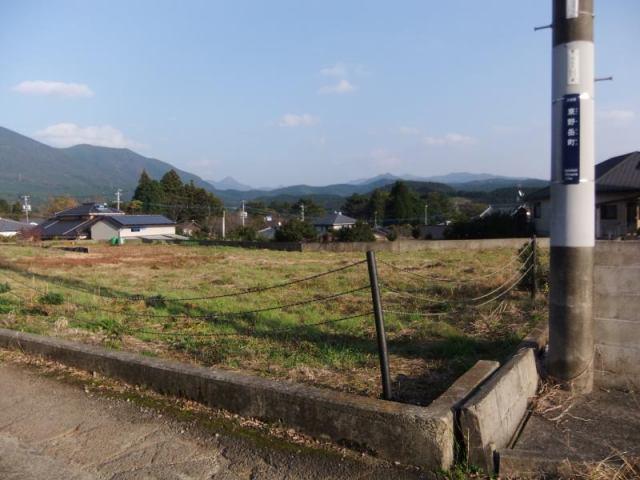 東野岳町 売り土地の外観写真