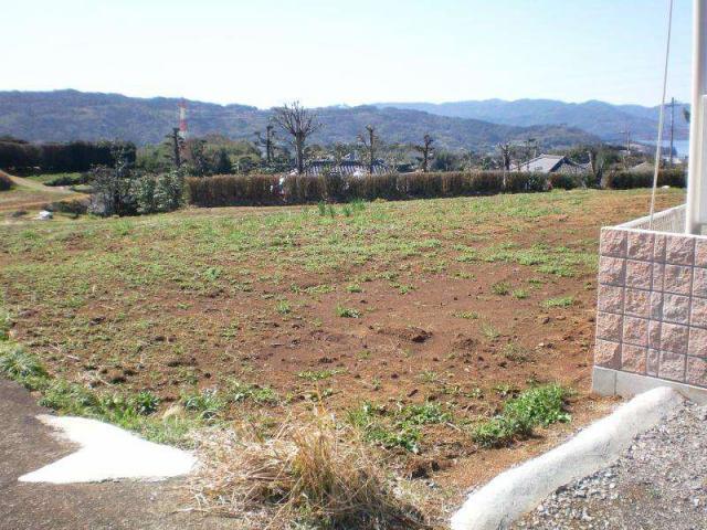 向木場町売土地の外観写真