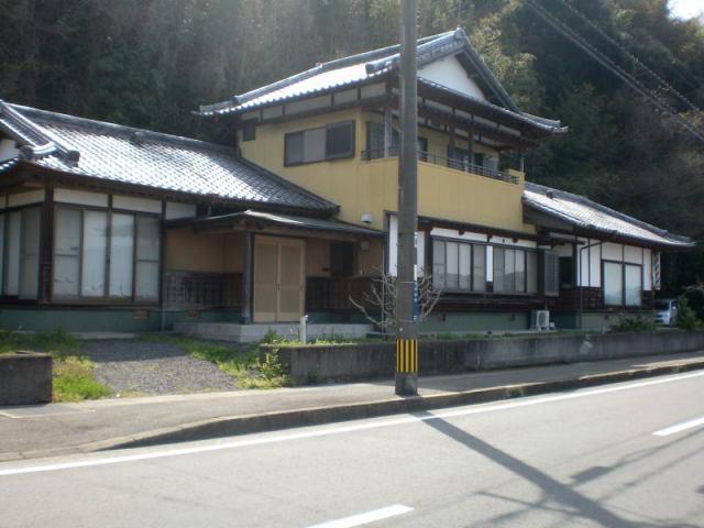 日泊町中古戸建の外観写真