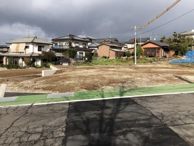 須田ノ木町分譲宅地E号地の外観写真