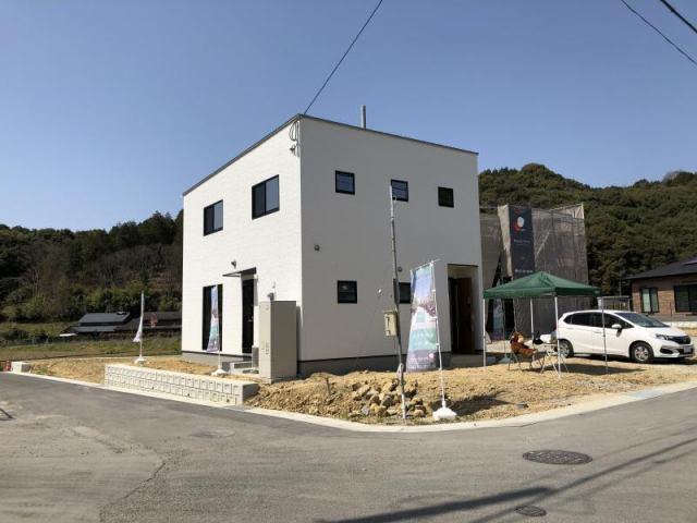 小川内町新築戸建 1号地の外観写真