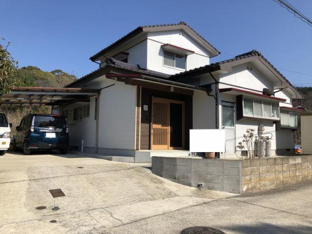 上諏訪町中古戸建の外観写真