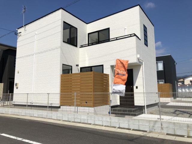 坂口町新築住宅 1号地の外観写真