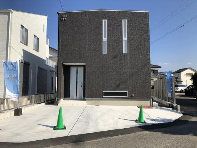 植松1丁目新築戸建の外観写真