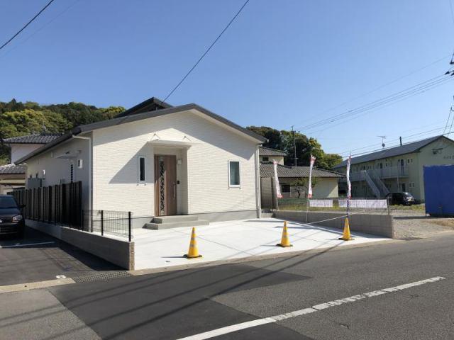 武部町新築戸建 3号地の外観写真