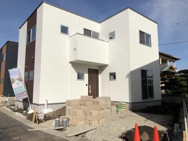 大川田町新築戸建 2号地の外観写真