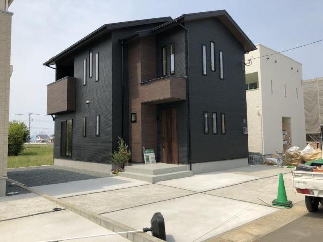 沖田町新築戸建 3号地の外観写真