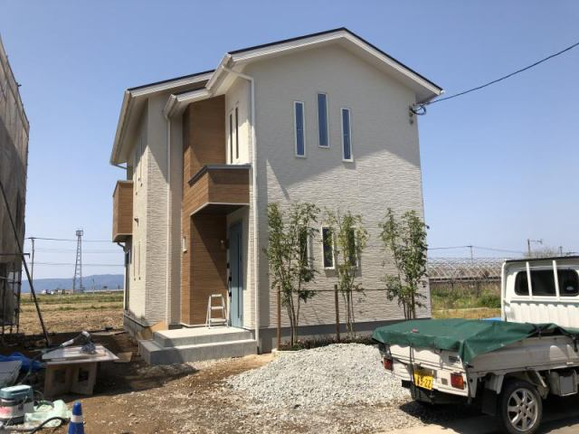 沖田町新築戸建 7号地の外観写真