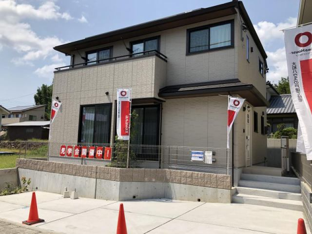 武部町新築戸建 1号地の外観写真