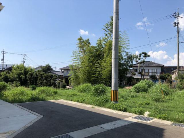 鬼橋町分譲宅地 A号地の外観写真
