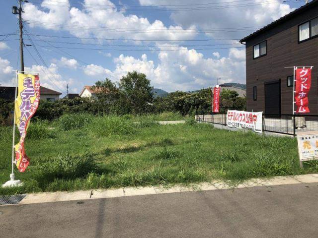 鬼橋町分譲宅地 B号地の外観写真