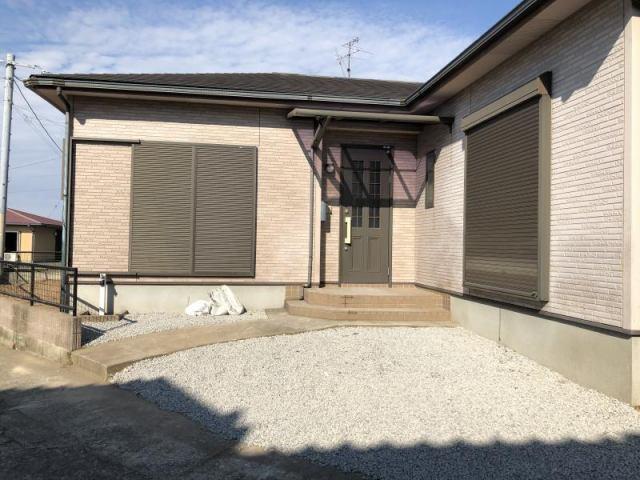 坂口町中古戸建の外観写真