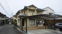 菊陽町津久礼戸建の外観写真