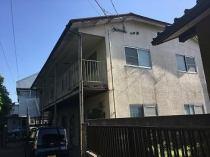 松村アパートの外観写真