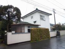 小田貸家の外観写真