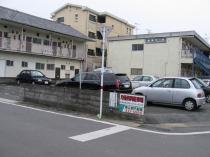 北岡駐車場の外観写真