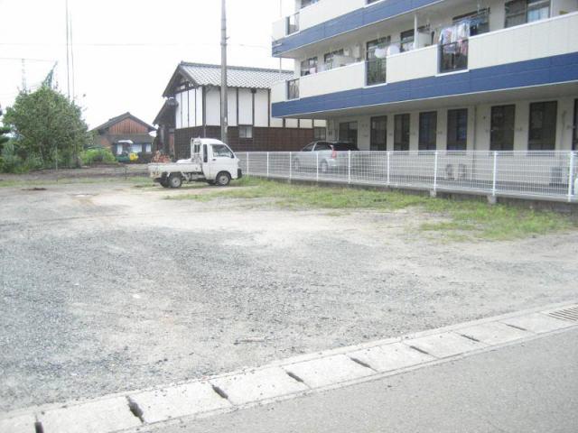 上田月極駐車場の外観写真