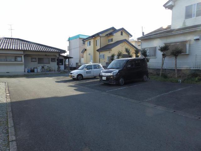 田島月極駐車場の外観写真