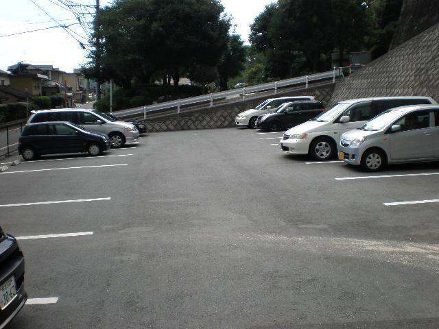 志水博文月極駐車場の外観写真