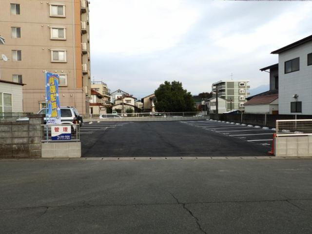 桜町駐車場の外観写真
