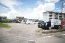 国分団地入口月極駐車場