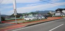門川町上町土地の外観写真