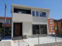 惣領町建売B号棟の外観写真