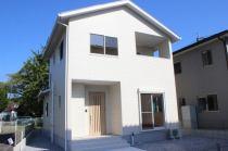 土々呂町新築建売B号棟の外観写真