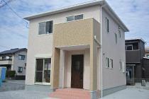 惣領町建売新築住宅D号棟の外観写真