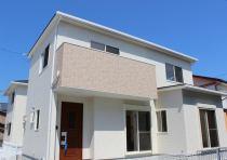 別府建売新築住宅B号棟の外観写真
