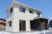 別府建売新築住宅C号棟の外観写真