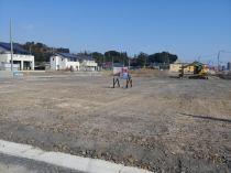 岡富事業用土地の外観写真
