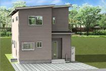 岡富町建売住宅2工区2号地の外観写真