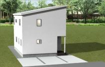 岡富町建売住宅2工区3号地の外観写真