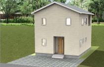 岡富町建売住宅2工区4号地の外観写真