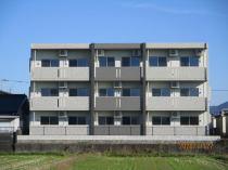 (仮称)延岡・粟野名町マンションの外観写真