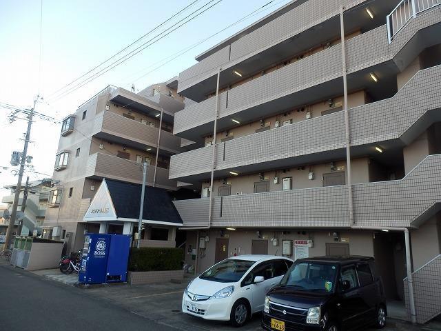 オクトワール宮崎西の外観写真