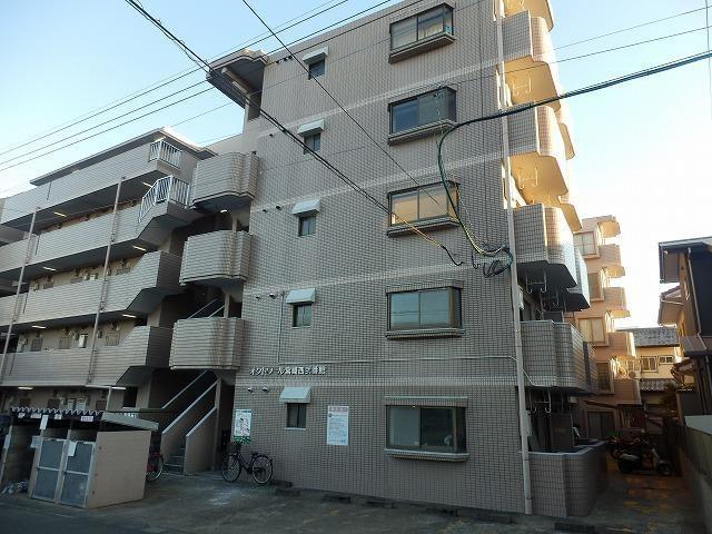 オクトワール宮崎西弐番館の外観写真