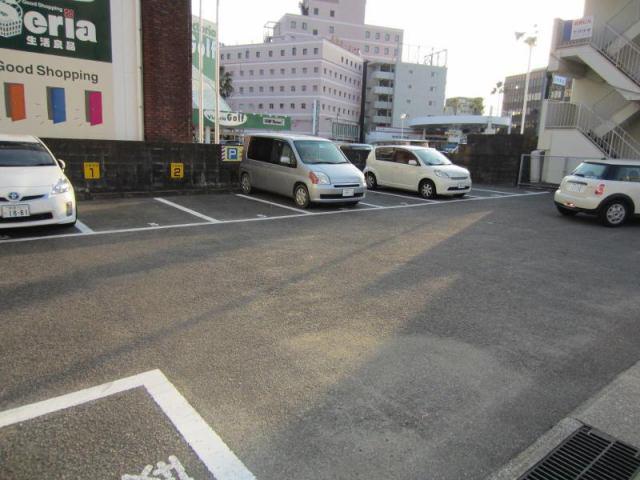 松浦駐車場の外観写真