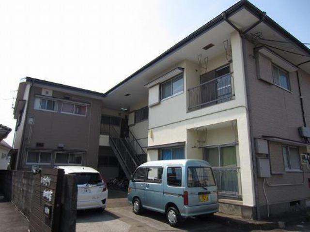 赤江アパートの外観写真