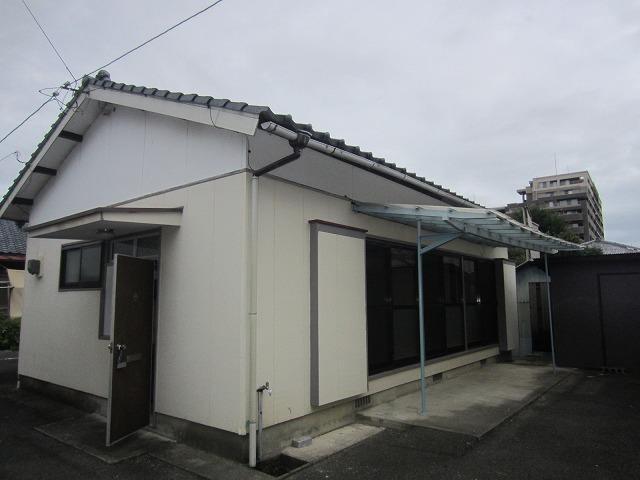和知川原貸家1の外観写真