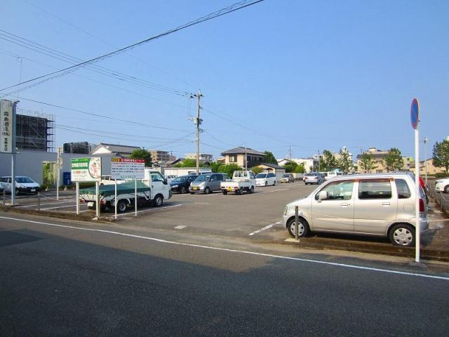 宮崎堀川駐車場の外観写真