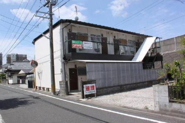 田中アパートの外観写真