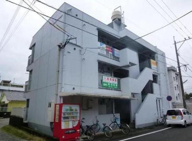 第2田中マンションの外観写真