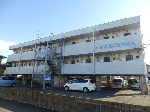 コーポYOKOYAMAの外観写真