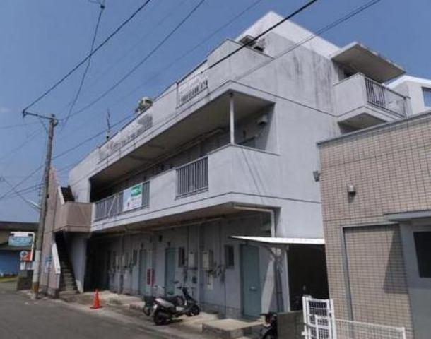 第2坂田コーポの外観写真