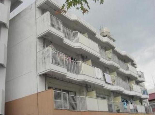 第5常盤ビルの外観写真