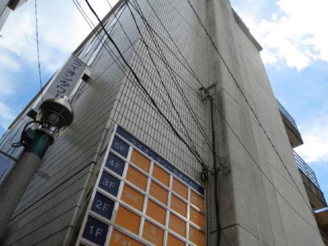 ライオンタワー宮崎ビルの外観写真