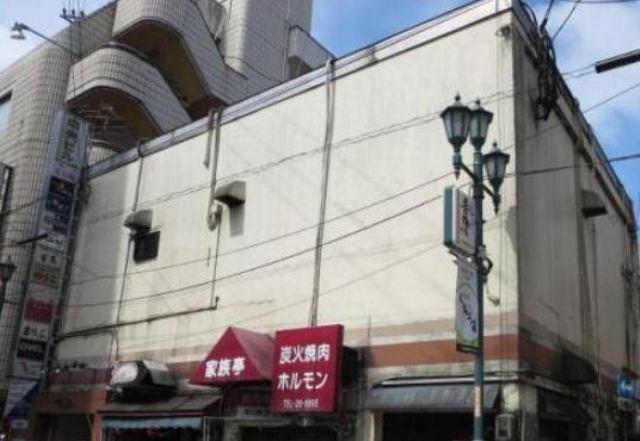 中央ビル(宮崎市)の外観写真